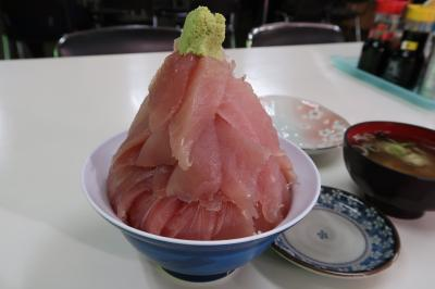 ふらっと青森へ(後編)浅虫温泉を訪れ水族館で癒されて、デカ盛りマグロ丼を食べてきた