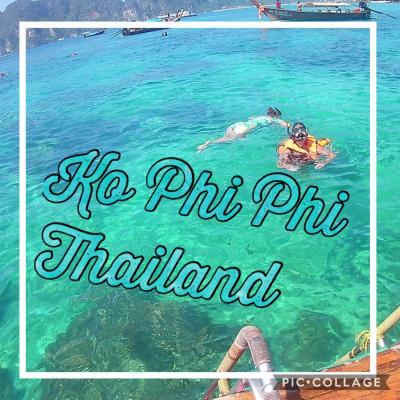 今回はピピ島一人旅2019 、12月、