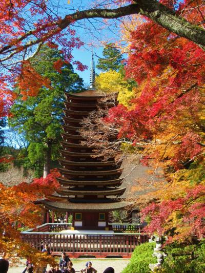 2019京都の紅葉⑭ 談山神社の紅葉