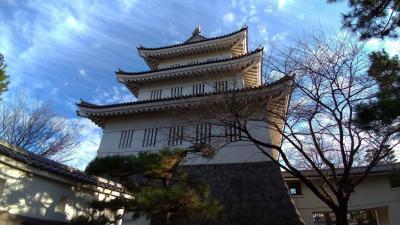 日本百名城巡り その2「鉢形城」と「忍城」「さきたま古墳群」見学ドライブ