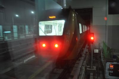 2019年12月韓国弾丸鉄道旅行4(金浦都市鉄道ほか)