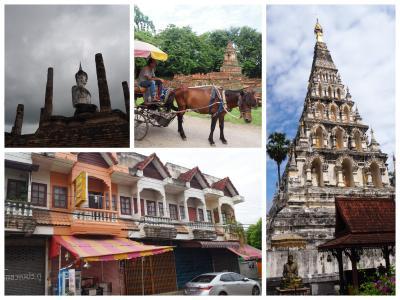 おじさんバックパッカー タイの田舎町のんびり旅 その2