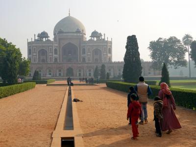 不思議な国インド訪問記 5 (デリー)
