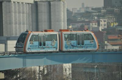 2019年12月韓国弾丸鉄道旅行5(月尾海列車)
