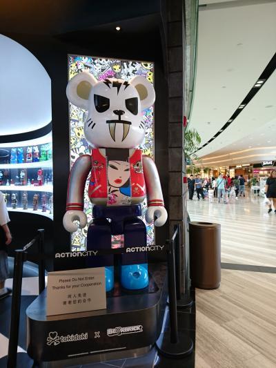 シンガポールへ~♪ 最終日! 今年最後の旅行です