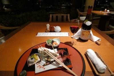 06.初冬のホテルジャパン箱根1泊 レストラン ひめしゃらの夕食