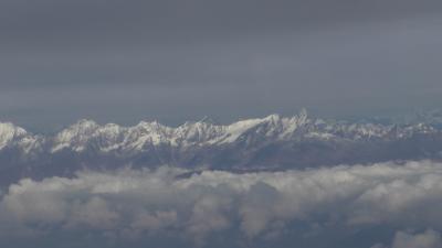 ネパール9日目カトマンズ・バンコク経由帰国の途