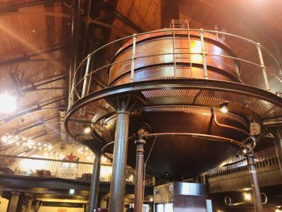 冬のビールとジンギスカンはケッセルホールで