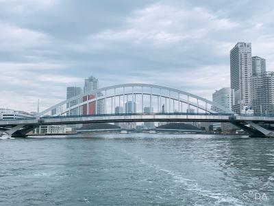 隅田川クルーズ