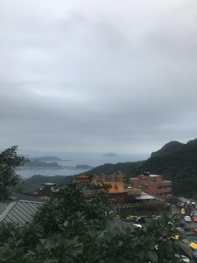 九份へ 台湾2泊3日part3