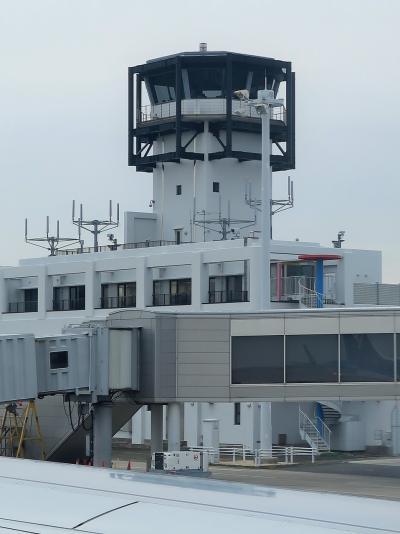 九州佐賀空港 16:00発 ANA456便 東京/羽田行 離陸順調に ☆29A- 前方モニターも