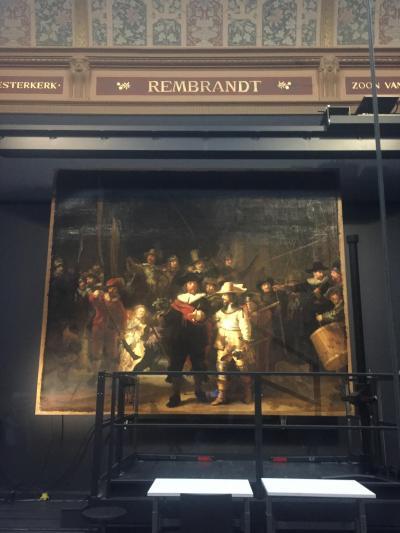 芸術三昧のアムステルダム・その2 ~ レンブラントを求めて。
