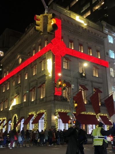 クリスマスシーズンin NY