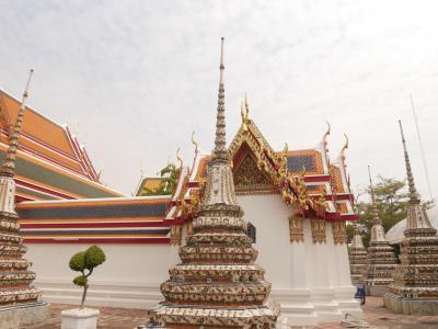 3泊5日 バンコク週末旅(3) バンコク市内観光