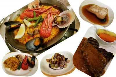 ☆同じ価格なら・・・伊勢志摩スペイン村ホテルの『和食』VS『スペイン料理』・・・さあ!どっち!?(^^;)☆