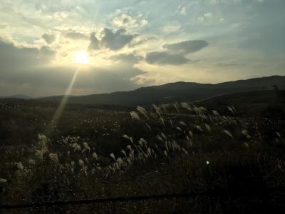 空白地帯をちょっとだけ  広島から下関を回って萩まで