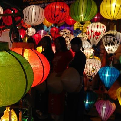 ホイアン -1 世界遺産に泊まる:ホイアン旧市街