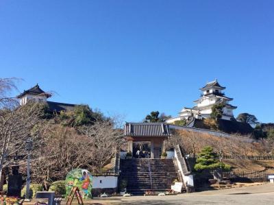 富士とお城と明治村の旅 <1> 日本平夢テラス~掛川城~豊川稲荷~名古屋城
