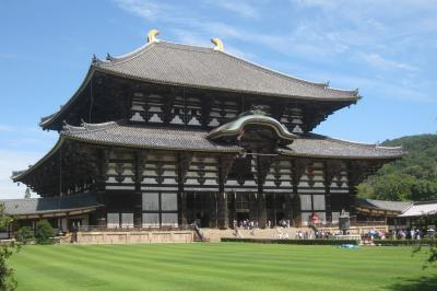「アタック25」に出場。ついでに修学旅行以来の奈良にちょっと寄ってみる。