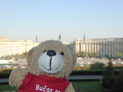 Day 7-3 ブルガリア・ルーマニア旅行記 (ルーマニア ブカレスト 2)