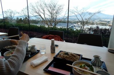 01.オープン初日のHOTELCLAD(ホテル クラッド)1泊 三島~御殿場のドライブ ダイニング花衣の昼食