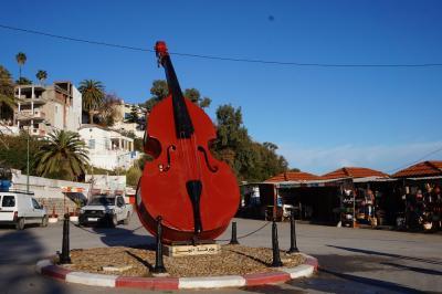 チュニジア周遊とジェルバ島(1)----タバルカ