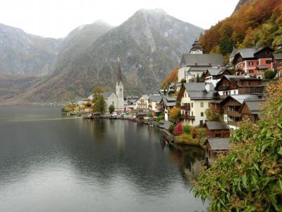 美しきアルプスから華麗なる都ウィーンへ 大自然と芸術のハーモニー オーストリア8日間(4日目・ハルシュタット)