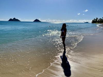 2019年10月klklさんのSmile Hawaii ⑤ LANIKAI 編