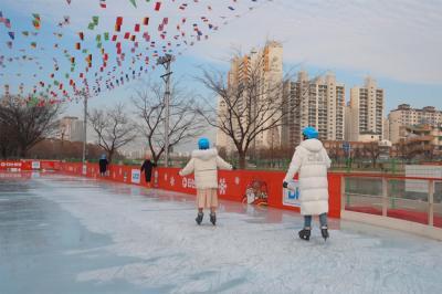 冬の韓国で遊ぶ!スケート&そりスポットin大邱