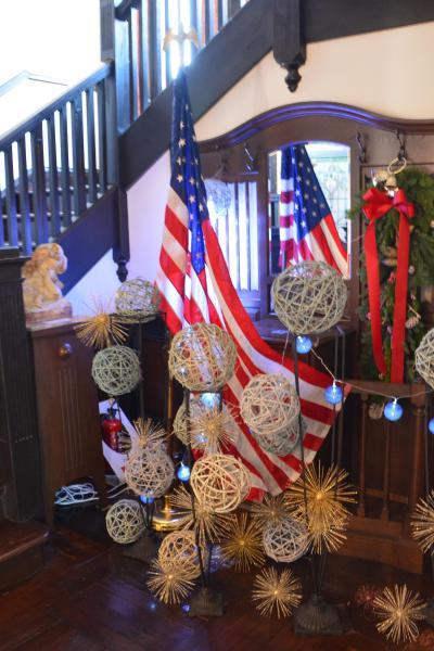 ちょっとだけ山手西洋館の世界のクリスマス2019  外交官の家・ブラフ18番館