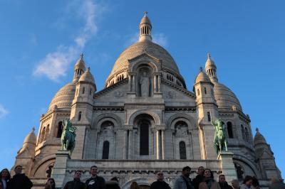 初めてのパリはまさかの大規模デモ!女ふたりで1日観光★