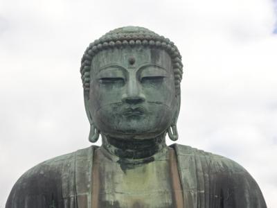 初めての鎌倉ー5ー鎌倉大仏、長谷寺、甘縄神明社