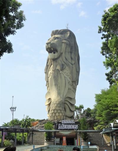 タビトモとシンガポールの旅 セントーサ島 ビーチ情報など