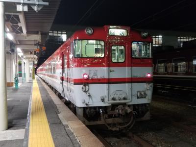 今のうちに、磐越西線のキハ40系に乗っておく