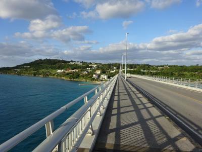 ゆいレール&いろいろオプション付きの沖縄【その5】 1日2本の路線バスで行く瀬底島。その後本部港へ