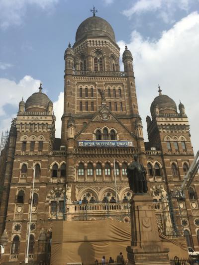 インド 2-ムンバイ観光→アウランガーバード