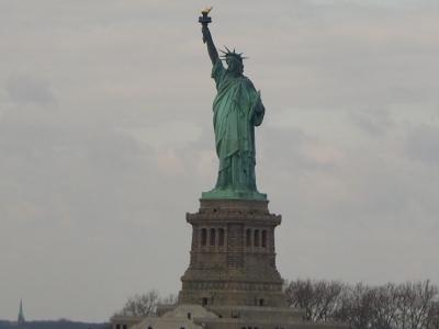 弾丸2泊4日ニューヨーク~2日目、帰国~