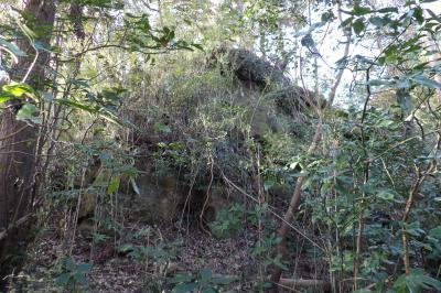 獅子岩と獅子巖