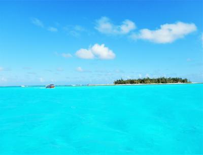 マニャガハ島で遊ぼう! シュノーケリング・マリアナブルーの海に癒される♪