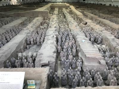 シルクロードの旅⑪~兵馬俑と華清池