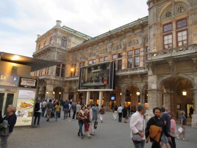 ドイツ・オーストリア旅行2019 6日目:ウィーン観光とコンサート鑑賞