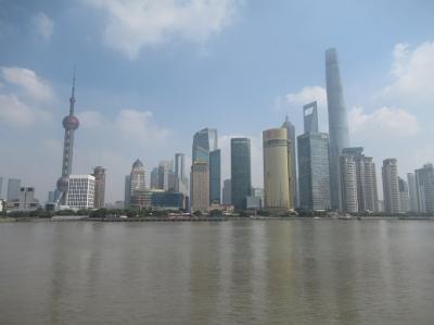 2019ふらり上海街歩き