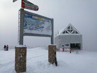 今シーズン初滑り。久しぶりのキロロ。楽しかった。