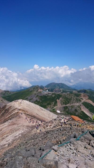3000m超え達成‼️乗鞍高原登山🌋
