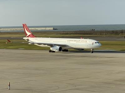 新潟新規就航 キャセイドラゴン航空初便搭乗の旅