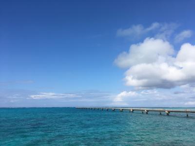 '19.12 日帰りで宮古島に一人旅...ぐるっと来間島・伊良部島・下地島・池間島巡り