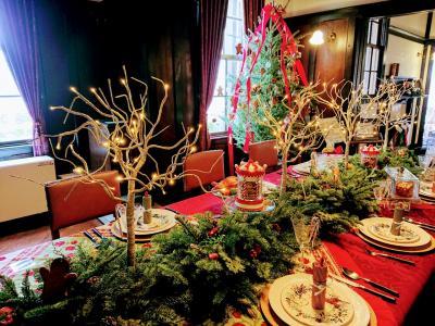横浜山手西洋館 & みなとみらいのクリスマス。さらに神奈川県民ホールで第九を。
