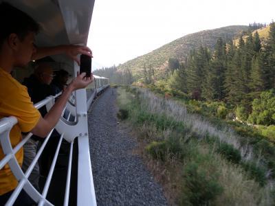 ニュージーランドへ 7日(土) 3日目 カイコウラ&オットセイをウオッチング