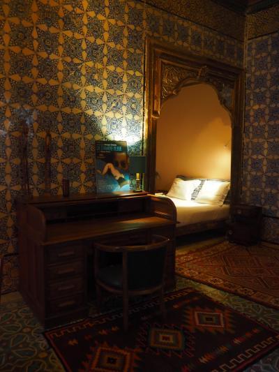 チュニジア&マルタ一人旅1*・゜・*世界遺産チュニス旧市街に泊まる*・゜・*