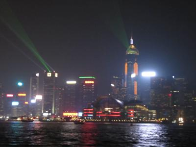 香港 シンフォニー・オブ・ライツは毎日鑑賞